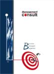 Unternehmensbroschüre der Unternehmensberatung Management consult GmbH
