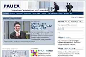 PAULA ist eine Software mit der Sie den Personalbedarf leicht und analytisch auswerten können, Personalbemessung, Stellenbemessung