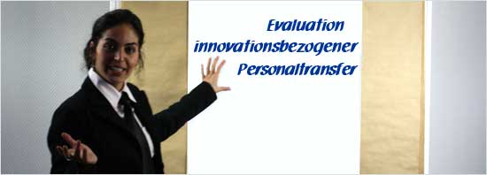 Evaluation des Projektes innovationsbezogener Personaltransfer