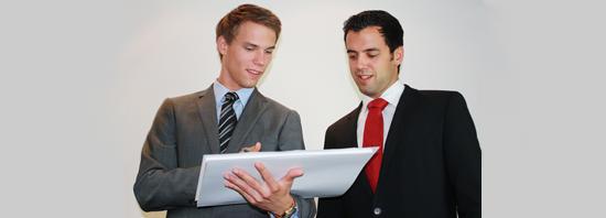 Entwicklung einer Marketing-Kampagne für ein IT-Systemhaus