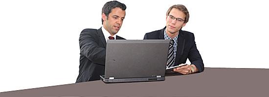 Gerne informieren wir Sie über unser Angebot im Bereich Web-Evaluation