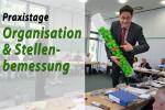 Praxistage Organisation und Stellenbemessung