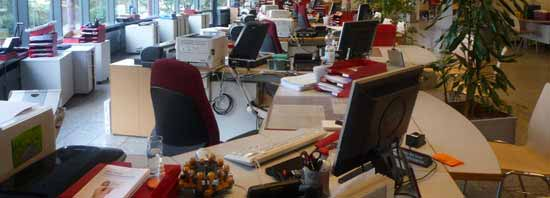 Organisationsuntersuchung im Bürgerbüro einer niedersächsischen Kommune