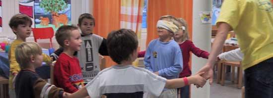 Kindergarten-Verwaltung, Kommune, Hessen, 35.000 Einwohner