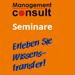 Seminare der Unternehmensberatung Management consult GmbH aus Bonn